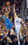 DENVER, CO. - FEBRUARY 01: Anthony Davis of New Orleans Hornets #23 jumps for the basket over Kosta Koufos of Denver Nuggets #41 in the 2nd half of the game on February 1, 2013 at the Pepsi Center in Denver, Colorado. Denver won 113-98. (Photo By Hyoung Chang/The Denver Post)