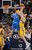DENVER, CO. - JANUARY 20: Denver Nuggets center Kosta Koufos (41) pulls down a rebound from Oklahoma City Thunder shooting guard Kevin Martin (23) during the first quarter January 20,  2013 at Pepsi Center. (Photo By John Leyba / The Denver Post)