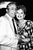 Singer Patti Page poses with her husband of seven weeks, Jerry Filiciotto, at Rainbow and Stars club, July 4, 1990 in New York. Page opened on Tuesday in her cabaret performance at the club. (AP Photo/Aubrey Reuben)