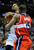 DENVER, CO - JANUARY 18: Washington forward Trevor Booker tied up Wilson Chandler in the first half. The Denver Nuggets hosted the Washington Wizard at the Pepsi Center Friday night, January 18, 2013. Karl Gehring/The Denver Post