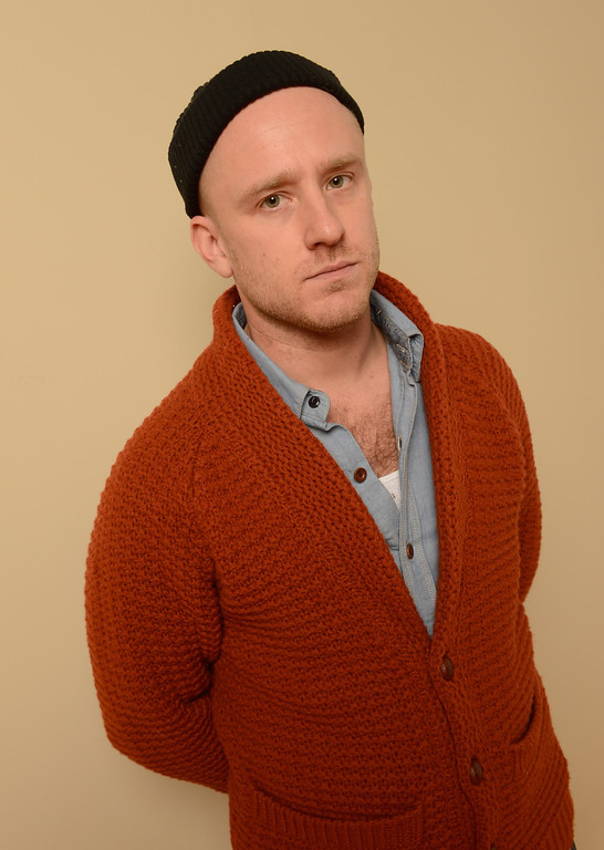 Description of . Actor Ben Foster poses for a portrait during the 2013 Sundance Film Festival at the Getty Images Portrait Studio at Village at the Lift on January 18, 2013 in Park City, Utah.  (Photo by Larry Busacca/Getty Images)