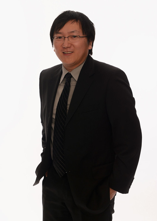 Description of . Actor Masi Oka poses for a portrait in the TV Guide Portrait Studio at the 3rd Annual Streamy Awards at Hollywood Palladium on February 17, 2013 in Hollywood, California.  (Photo by Mark Davis/Getty Images for TV Guide)