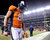 Denver Broncos tight end Joel Dreessen (81) walks off the field after losing to the Baltimore Ravens 35 to 38.  The Denver Broncos vs Baltimore Ravens AFC Divisional playoff game at Sports Authority Field Saturday January 12, 2013. (Photo by John Leyba,/The Denver Post)