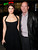 Gemma Arterton and Vice Chairman of Paramount Pictures Corporation Rob Moore arrive at the premiere of