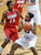 Ky Weston of CU drives on Antiesha Brown of UNM, during the first half of the December 29, 2012 game in Boulder.