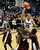 University of Colorado's Spencer Dinwiddie takes a shot over a swarm of defenders during a game against Texas Southern on Tuesday, Nov. 27, at the Coors Event Center on the CU campus in Boulder.  Jeremy Papasso/ Camera