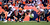 Tampa Bay Buccaneers running back D.J. Ware #28 goes up against Denver Broncos defensive end Derek Wolfe #95 during the third quarter.  The Denver Broncos vs The Tampa Bay Buccaneers at Sports Authority Field Sunday December 2, 2012. AAron  Ontiveroz, The Denver Post