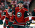 Minnesota Wild center Mikael Granlund (64) skates through warm-ups with teammate Mikko Koivu (background) before the start of the Wild's NHL hockey game against the Colorado Avalanche in St. Paul, Minnesota, January 19, 2013. REUTERS/Eric Miller
