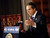 New York Governor Andrew Cuomo talks about the New York Secure Ammunition and Firearms Enforcement Act in Albany, New York January 15, 2013. Cuomo signed into law one of the nation's toughest gun-control measures and the first to be enacted since the mass shooting at an elementary school in neighboring Connecticut. REUTERS/Hans Pennink