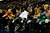 Denver Nuggets small forward Kenneth Faried (35) flies into the first row while chasing a loose ball against the Los Angeles Lakers during the first half at the Pepsi Center on Wednesday, December 26, 2012. AAron Ontiveroz, The Denver Post
