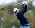 U.S. golfer Nick Watney hits off the 2nd tee during weather delayed third round play at the Farmers Insurance Open in San Diego, California January 27, 2013.           REUTERS/Mike Blake