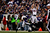 Denver Broncos wide receiver Eric Decker #87 makes a big first down catch at the end of the first quarter against the Baltimore Ravens at the M&T Bank Stadium, in Baltimore, MD Sunday December 16, 2012.      Joe Amon, The Denver Post