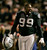 FILE - In this Dec. 23, 2006, file photo, Oakland Raiders' Warren Sapp yells toward the crowd during a break in action against the Kansas City Chiefs in the first quarter of an NFL football game in Oakland, Calif. Sapp was selected to the Pro Football Hall of Fame on Saturday, Feb. 2, 2013. (AP Photo/Jeff Chiu, File)