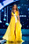 Miss Albania Adrola Dushi competes in an evening gown of her choice during the Evening Gown Competition of the 2012 Miss Universe Presentation Show at PH Live in Las Vegas, Nevada December 13, 2012. The 89 Miss Universe Contestants will compete for the Diamond Nexus Crown on December 19, 2012. REUTERS/Darren Decker/Miss Universe Organization/Handout