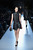A model walks the runway at the Diesel Black Gold Fall 2013 fashion show during Mercedes-Benz Fashion Week at Pier 57 on February 12, 2013 in New York City.  (Photo by Slaven Vlasic/Getty Images for Mercedes-Benz Fashion Week)