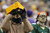 Fans of the Green Bay Packers watch the game against the Minnesota Vikings at Lambeau Field on December 2, 2012 in Green Bay, Wisconsin.  The Packers defeated the Vikings 23-14.  (Photo by Wesley Hitt/Getty Images)
