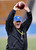 In this photo taken Wednesday Nov. 28, 2012, San Jose State head coach Mike MacIntyre instructs his team during NCAA college football practice in San Jose, Calif. (AP Photo/Marcio Jose Sanchez)