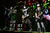 KISS perform live on stage as part of their Monster Tour with Motley Crue and Thin Lizzy at Perth Arena on February 28, 2013 in Perth, Australia.  (Photo by Paul Kane/Getty Images)