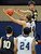 DENVER, CO. - MARCH 5: Cougars senior guard Josh McBeth (24) went for a block on Metro State's center Jonathan Morse (44) in the second half. The Metro State University of Denver men's basketball team defeated Colorado Christian University 87-75 Tuesday night, March 5, 2013. (Photo By Karl Gehring/The Denver Post)