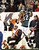 Philadephia Eagles tight end Clay Harbor fights for the ball with Cincinnati Bengals corner back Leon Hall during an NFL football game at Lincoln Financial Field in Philadelphia, Pa, Thursday, Dec. 13, 2012.  (AP Photo/The News Journal,Daniel Sato)