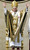 This April 24, 2005 file photo shows Pope Benedict XVI opening his arms as he celebrates his installment Mass in St. Peter's Square, at the Vatican. Pope Benedict XVI announced Monday, Feb. 11, 2013 that he would resign on Feb. 28 because he was simply too infirm to carry on - the first pontiff to do so in nearly 600 years. The decision sets the stage for a conclave to elect a new pope before the end of March.  (AP Photo/Alessandra Tarantino, file)