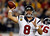 Houston Texans quarterback Matt Schaub throws a pass against the New England Patriots during the first half of their NFL football game in Foxborough, Massachusetts December 10, 2012. REUTERS/Jessica Rinaldi