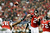 Matt Ryan #2 of the Atlanta Falcons throws the ball against the Seattle Seahawks during the NFC Divisional Playoff Game at Georgia Dome on January 13, 2013 in Atlanta, Georgia.  (Photo by Kevin C. Cox/Getty Images)