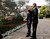 U.S. President Barack Obama is shown an olive tree at the residence of Israel's President Shimon Peres (L) in Jerusalem, March 20, 2013.  REUTERS/Jason Reed