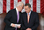 U.S. Vice President Joe Biden (L) talks with Speaker of the House Johen Boehner (R-OH) before U.S. President Barack Obamas State of the Union address February 12, 2013 in Washington, DC. Facing a divided Congress, Obama is expected to focus his speech on new initiatives designed to stimulate the U.S. economy.  (Photo by Mark Wilson/Getty Images)