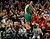 Chicago Bulls' Joakim Noah reacts to a call by the referee during the overtime of their NBA basketball game against the Denver Nuggets in Chicago, Illinois March 18, 2013.  REUTERS/Jim Young
