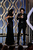Presenters Salma Hayek (L) and Paul Rudd on stage at the 70th annual Golden Globe Awards in Beverly Hills, California January 13, 2013, in this picture provided by NBC. REUTERS/Paul Drinkwater/NBC/Handout