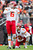CLEVELAND, OH - DECEMBER 09: Kicker Ryan Succop #6 of the Kansas City Chiefs reacts as he misses a filed goal during the first half against the Cleveland Browns at Cleveland Browns Stadium on December 9, 2012 in Cleveland, Ohio. (Photo by Jason Miller/Getty Images)