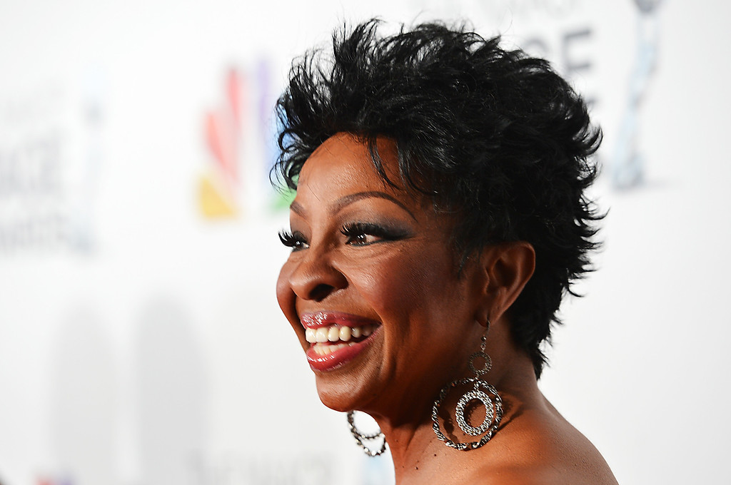 Description of . LOS ANGELES, CA - FEBRUARY 01:  Singer Gladys Knight attends the 44th NAACP Image Awards at The Shrine Auditorium on February 1, 2013 in Los Angeles, California.  (Photo by Alberto E. Rodriguez/Getty Images for NAACP Image Awards)