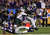 Chris Harper #3 of the Kansas State Wildcats tries to break the tackle of Terrance Mitchell #27 of the Oregon Ducks after an eight yard reception in the first quarter of the Tostitos Fiesta Bowl at University of Phoenix Stadium on January 3, 2013 in Glendale, Arizona.  (Photo by Doug Pensinger/Getty Images)