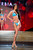 Miss Russia Elizabeth Golovanova competes in her Kooey Australia swimwear and Chinese Laundry shoes during the Swimsuit Competition of the 2012 Miss Universe Presentation Show at PH Live in Las Vegas, Nevada December 13, 2012. The 89 Miss Universe Contestants will compete for the Diamond Nexus Crown on December 19, 2012. REUTERS/Darren Decker/Miss Universe Organization/Handout