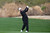 MARANA, AZ - FEBRUARY 20:  David Toms watches his second shot on the second hole as snow and rain falls during the first round of the World Golf Championships - Accenture Match Play at the Golf Club at Dove Mountain on February 20, 2013 in Marana, Arizona.  (Photo by Jed Jacobsohn/Getty Images)