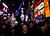 Revelers cheer in Times Square at the New Year's Eve celebration, Monday, Dec. 31, 2012, in New York. (AP Photo/John Minchillo)