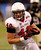 Tightend Dylan Curry #40 of the Ball State Cardinals runs after a catch against the Central Florida Knights during the Beef 'O' Brady's St Petersburg Bowl Game at Tropicana Field on December 21, 2012 in St Petersburg, Florida.  (Photo by J. Meric/Getty Images)
