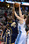 DENVER, CO. - JANUARY 28: Denver Nuggets center Timofey Mozgov (25) gets fouled by Indiana Pacers center Ian Mahinmi (28) as he goes up for a shot  during the fourth quarter January 28, 2013 at Pepsi Center. The Denver Nuggets defeated  the Indiana Pacers 102-101 in NBA Action. (Photo By John Leyba / The Denver Post)