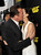 Actors Arnold Schwarzenegger (L) and Jaimie Alexander arrive at the premiere of Lionsgate Films'