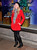 Singer/songwriter Brooke White attends the 80th Annual Rockefeller Center Christmas Tree Lighting Ceremony on November 28, 2012 in New York City.  (Photo by Stephen Lovekin/Getty Images)