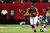 Michael Turner #33 of the Atlanta Falcons tries to avoid the tackle of  K.J. Wright #50 of the Seattle Seahawks in the first quarter of the NFC Divisional Playoff Game at Georgia Dome on January 13, 2013 in Atlanta, Georgia.  (Photo by Mike Ehrmann/Getty Images)