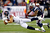 James Casey #86 of the Houston Texans makes a catch against Jerod Mayo #51 of the New England Patriots during the 2013 AFC Divisional Playoffs game at Gillette Stadium on January 13, 2013 in Foxboro, Massachusetts.  (Photo by Jared Wickerham/Getty Images)