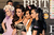 Perrie Edwards, Jesy Nelson, Leigh-Anne Pinnock and Jade Thirwall of Little Mix attend the Brit Awards 2013 at the 02 Arena on February 20, 2013 in London, England.  (Photo by Eamonn McCormack/Getty Images)