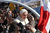 Pope Benedict XVI waves to the faithful as he arrives in St. Peter's Square for his final general audience on February 27, 2013 in Vatican City, Vatican. The Pontiff attended his last weekly public audience before stepping down tomorrow. Pope Benedict XVI has been the leader of the Catholic Church for eight years and is the first Pope to retire since 1415. He cites ailing health as his reason for retirement and will spend the rest of his life in solitude away from public engagements.  (Photo by Franco Origlia/Getty Images)