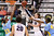 SALT LAKE CITY, UT - MARCH 21:  Kelly Olynyk #13 of the Gonzaga Bulldogs shoots in front of Javan Mitchell #44 of the Southern University Jaguars in the first half during the second round of the 2013 NCAA Men's Basketball Tournament at EnergySolutions Arena on March 21, 2013 in Salt Lake City, Utah.  (Photo by Streeter Lecka/Getty Images)