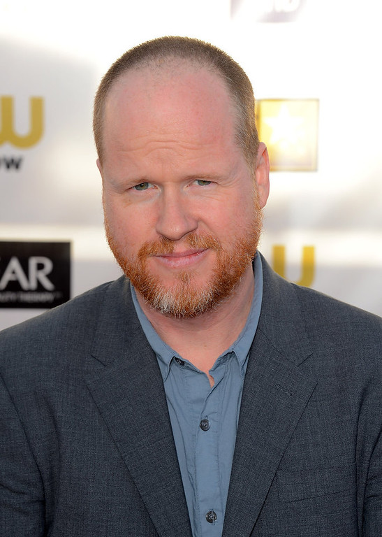 Description of . Actor Joss Whedon arrives at the 18th Annual Critics' Choice Movie Awards at Barker Hangar on January 10, 2013 in Santa Monica, California.  (Photo by Frazer Harrison/Getty Images)