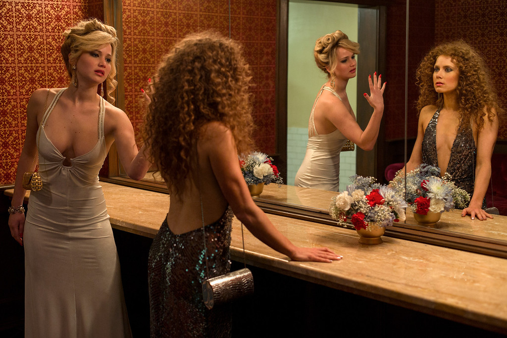 ". 2014 Academy Award Nominee for Best Original Screenplay: ""American Hustle.\"" (Provided by Columbia Pictures)"