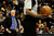 Denver Nuggets head coach George Karl is upset by a call against his team during the first half at the Pepsi Center on Sunday, January 13, 2013. AAron Ontiveroz, The Denver Post