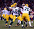 Green Bay Packers quarterback Aaron Rodgers drops to pass against the San Francisco 49ers during the first quarter in the NFC Divisional Playoff on Saturday, January 12, 2013, at Candlestick Park in San Francisco, California. (Jose Carlos Fajardo/San Jose Mercury News)